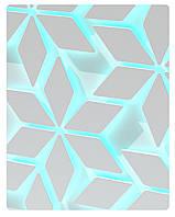Гипсовые световые LED-панели Лепестки Texturo™