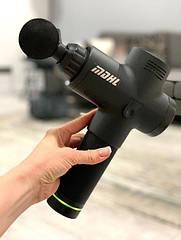 Новый Массажер мышечный (массажный ударный пистолет) Fascial Gun