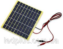 Солнечная панель 220х200мм 5Вт 18В