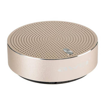 Портативная Bluetooth колонка Awei Y500 (розовое золото)
