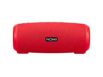 Портативная акустика Nomi Play 2 (BT 526) Red