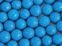 Присипка цукрова для кондитерських виробів Намистинки глянцеві сині 10 мм, 20 г