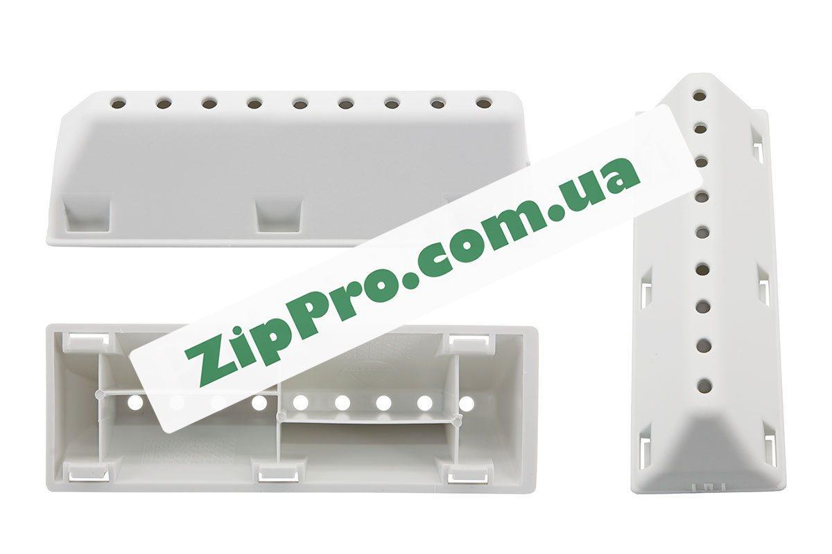 Ребро барабана для стиральной машины Indesit (короткое) - C00097565 / 140AR29