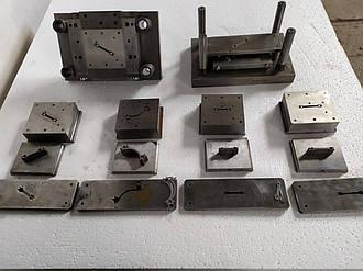Универсальный штамп для изготовления пластины и шайб (см. видео ниже)
