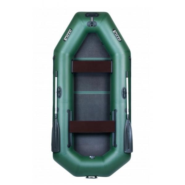 Надувная лодка Ладья ЛТ-290-ВЕ (слань-книжка)