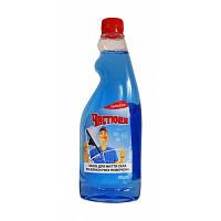 """Средство для мытья стекол """"Чистюня"""" 500 мл, зaпаска"""