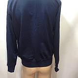 Мужская кофта на молнии / Турция синий, фото 10