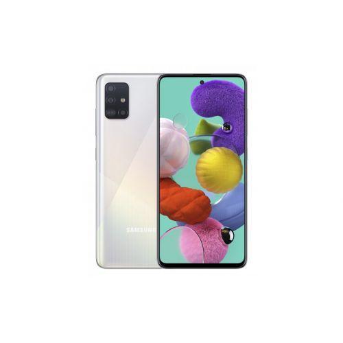 Мобильный телефон Samsung A515FZ (Galaxy A51 6/128Gb) White