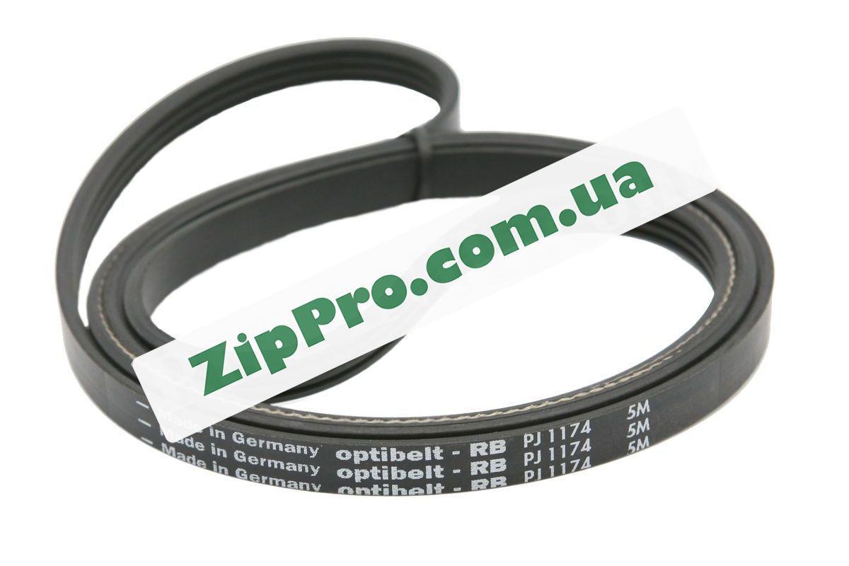 Ремень для стиральной машины 1174 PJ 4 black (Optibelt)