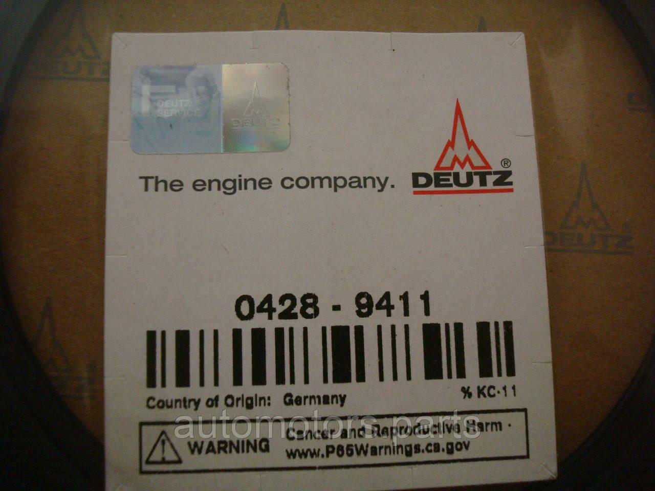 Прокладка головки блока цилиндра Deutz 04289411