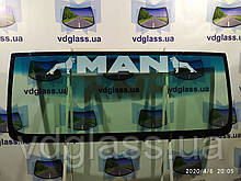 Лобовое стекло MAN TGS 33.480, кабина L, триплекс