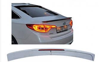 Козырек заднего стекла Hyundai Sonata LF 2015 -