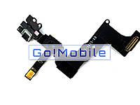 Шлейф iPhone 5C с фронтальной камерой и датчиком приближения high copy