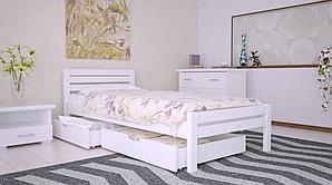 Кровать деревянная односпальная Роял ТМ Arbor Drev