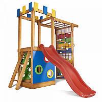 Детский игровой комплекc для улицы Башня-15, фото 1