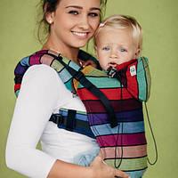 Слинг-рюкзак LENNYLAMB Carousel of Colors, фото 1