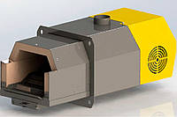 Горелка пеллетная KVIT OPTIMA 150 KEY RK 2006LPG2 (шнэк 2.0 м) 150 кВт