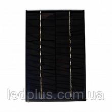 Солнечная панель 200х130мм 4.2Вт 12В