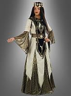 Женский карнавальный костюм величественной королевы