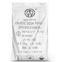 Сода каустическая гранула 25 кг(Китай), фото 1