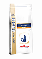 Для кошек при почечной недостаточности Royal Canin Renal Select Feline, 4 кг