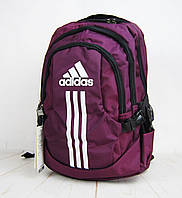 Прочный, качественный мужской рюкзак- портфель Adidas. Спортивный рюкзак Адидас. РК10-3