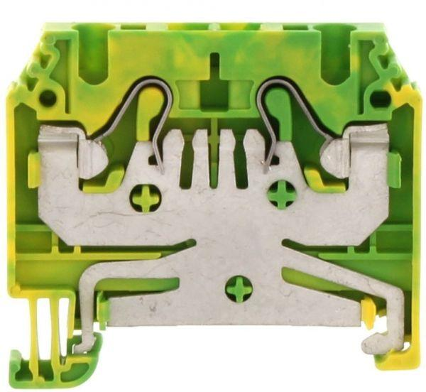 Клемма пружинная Conta-Clip FSL 2,5/2A cc3213.2