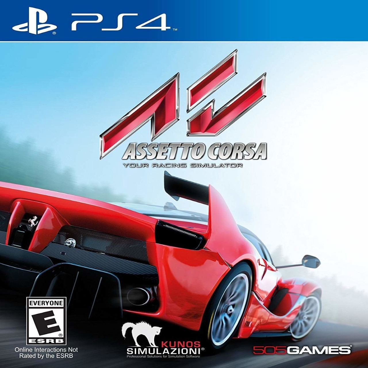 Assetto Corsa Ultimate Edition (російські субтитри) PS4