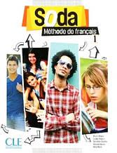 Soda 1 Livre de l'eleve + DVD-ROM: CLE International / Учебник