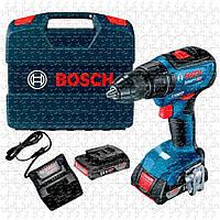 Аккумуляторная дрель-шуруповерт Bosch GSR 18V-50 Professional