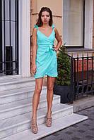 Женский стильный короткий сарафан, фото 1