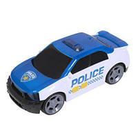 Машинка  Полиция  (свет, звук)