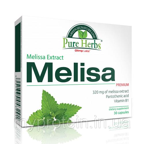 OLIMPМелисаMelisa Premium 320 mg melissa extract30 caps