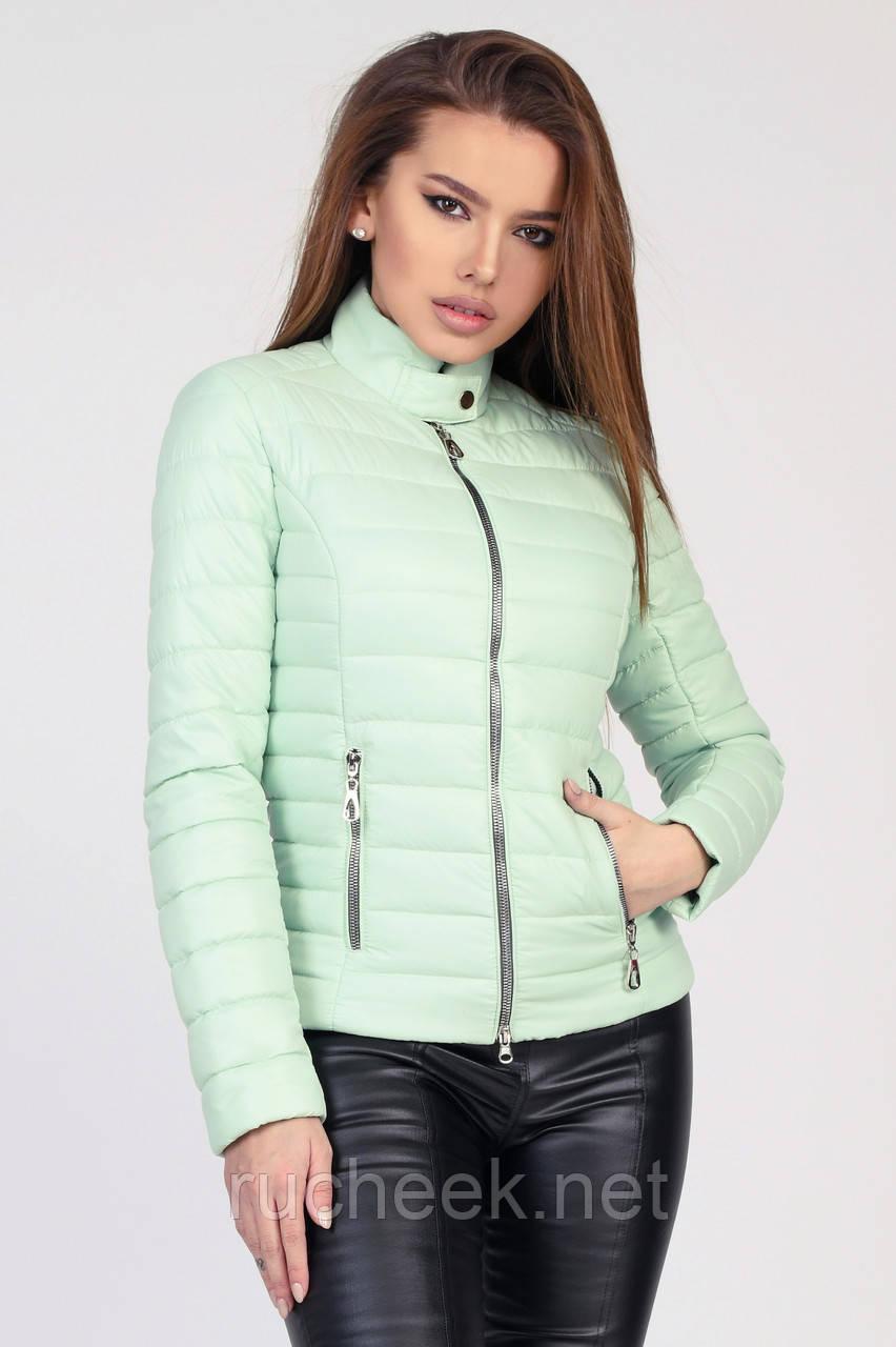 Короткая куртка демисезонная размер 44  X-Woyz LS-8820