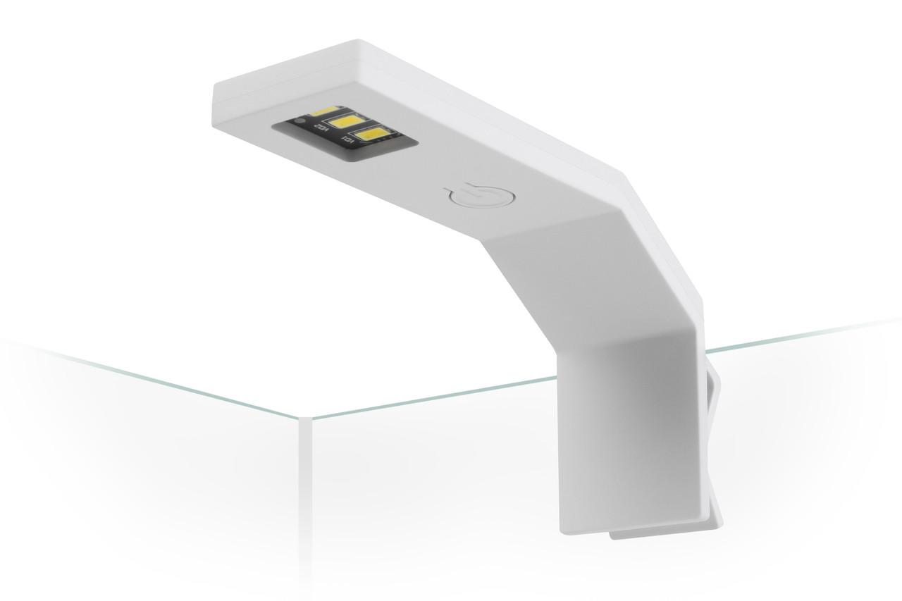 AquaLighter Pico — LED світильник для акваріумів до 10л, білий