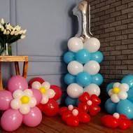 Наборы для композиций из воздушных шаров Party Box
