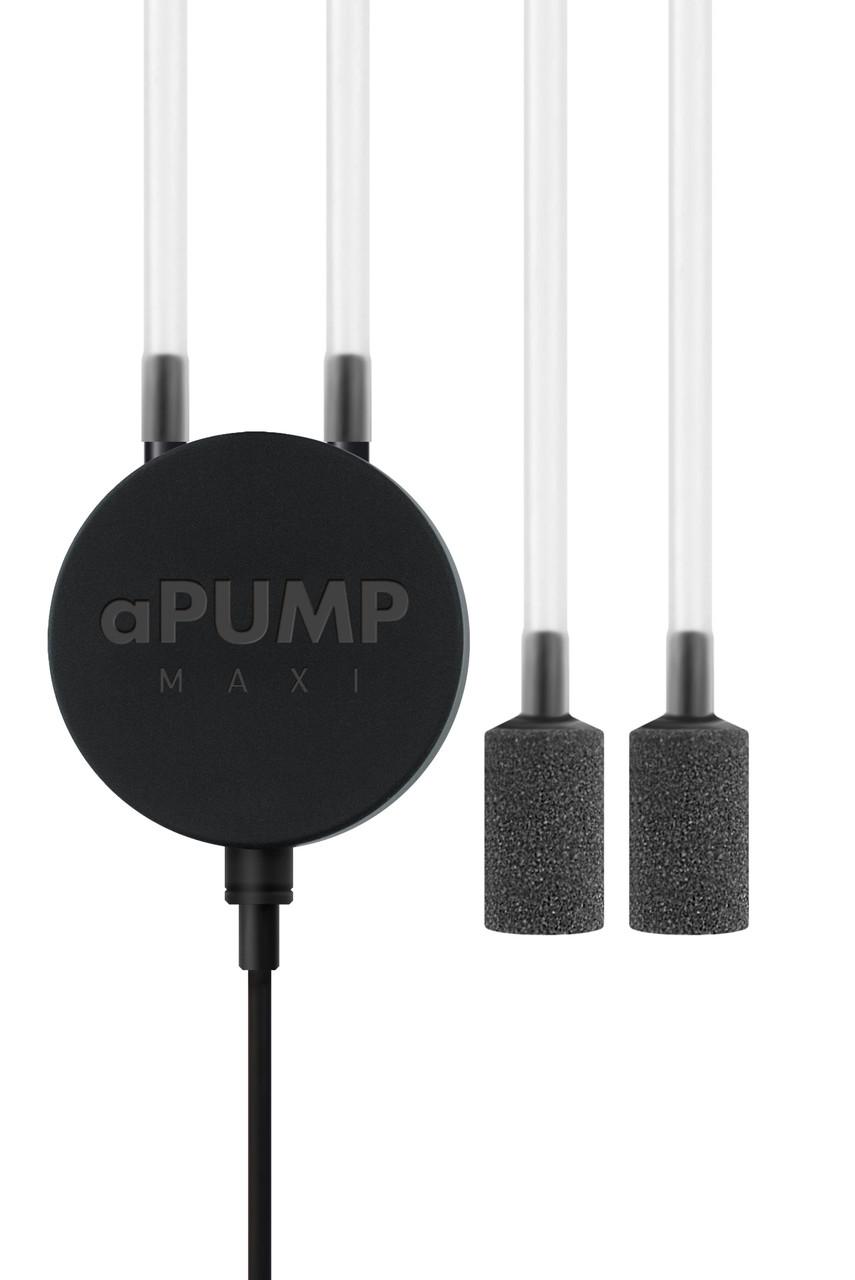 APUMP MAXI — самый тихий и компактный аквариумный компрессор, до 200 литров
