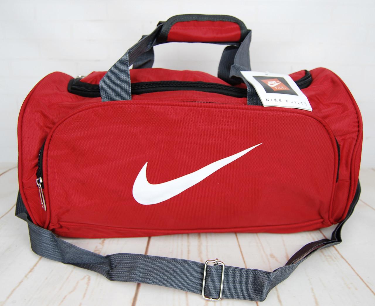 Маленька спортивна сумка NIKE Сумка Найк. КСС10-1
