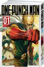 «One-Punch Man. Кн.1»  ONE