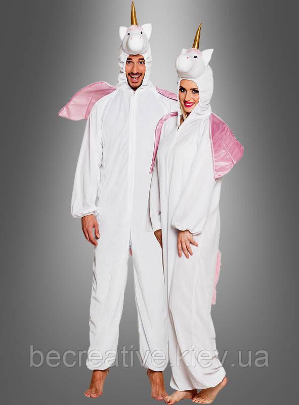 Карнавальный костюм единорога (унисекс)
