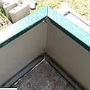 "Бордюры для грядок 1200х1200х1200х190мм - треугольник - ""Fisher-Ferma"", фото 5"