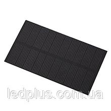 Солнечная панель 107х61мм 1Вт 5В