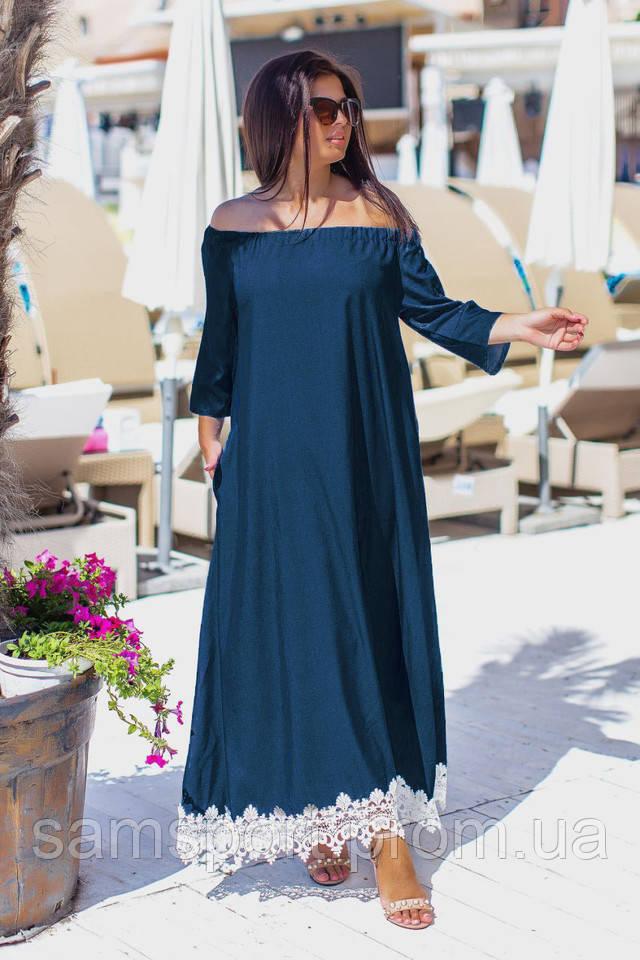 Большие платья из лёгкого джинса для полных молодых девушек оптом, модные платья оптом больших размеров, фото
