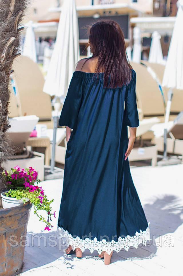 Джинсовое расклешенное платье, модные, летние молодежные платьяодежда Plus Size от 44до 58размера оптом.