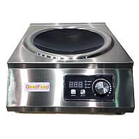 Плита индукц GoodFood IC35 WOK + сковорода