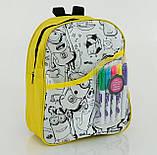 Набор для творчества раскрась сумку JX 20194, фото 2