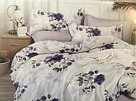 Комплект постельного белья Постелька «Роза» из Сатина 220.0 (см), 220.0 (см), 1 (шт), Полуторный, 150.0 (см), 150.0 (см)