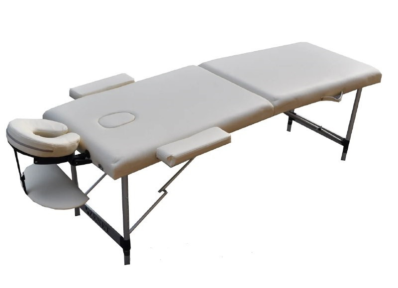 Массажный стол ZENET ZET-1044 CREAM размер М (185*70*61)
