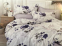 Комплект постельного белья Постелька «Роза» из Сатина 220.0 (см), 220.0 (см), 1 (шт), Двуспальный, 180.0 (см), 200.0 (см)