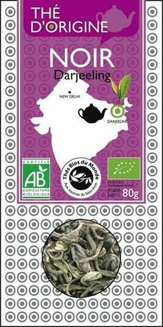 Чёрный чай Дарджилинг био, 80 г, фото 2